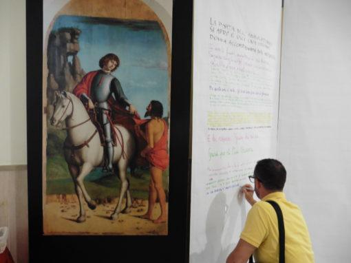 Il valore dell'esperienza – Stands artistici – Nebbiù (BL) – 20/06/2019
