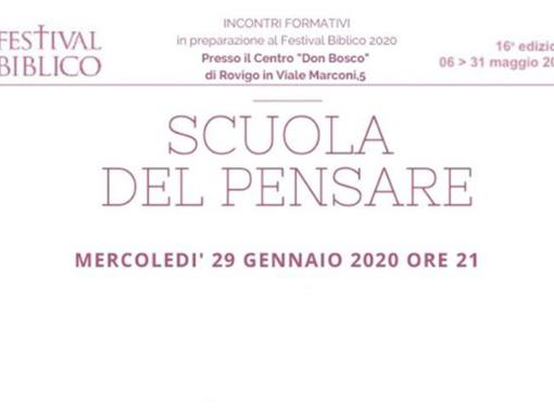 Art e Logos – Conferenza – Rovigo – 29/01/2020